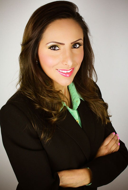 Geraldine Sanchez