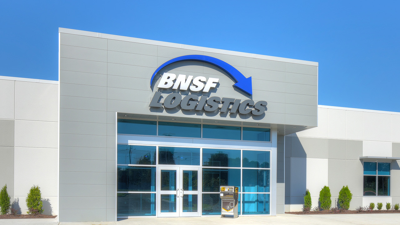 BNSF Logistics one NASIS' quality real estate investments
