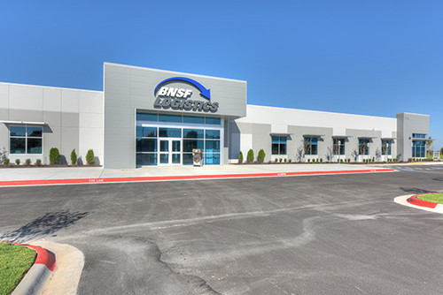 BNSF 1031 Exchange Property is an industrial Office, Class-A piece of real estate