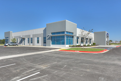 BNSF 1031 Exchange Industrial Office Property