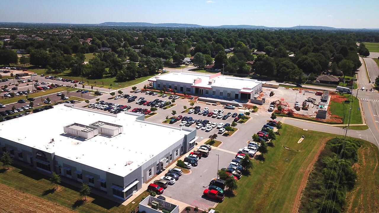 BNSF Logistics Corporate Campus
