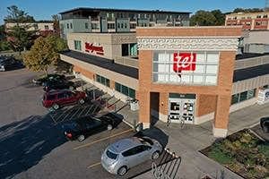 Walgreens retail investment property