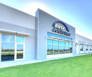 BNSF Logistics in Springdale Arkansas