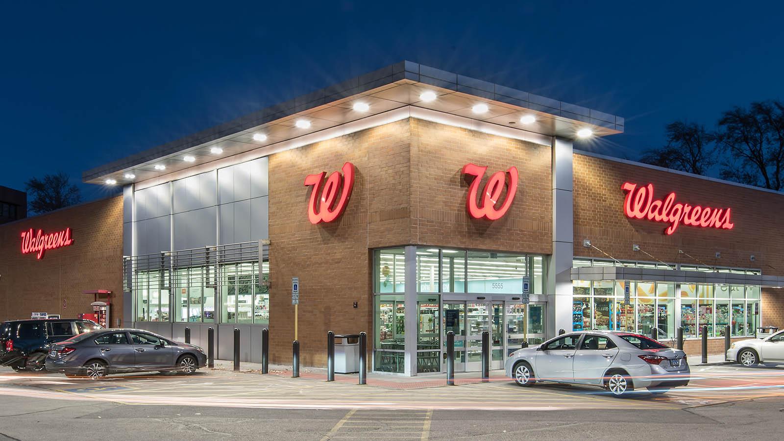 Walgreens Burbank Illinois